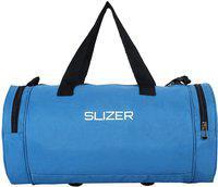 SLIZER Stylish Gym Bag For Men/Women Very Ordinary Price(BLUE) Gym Bag(Blue)