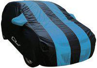 FLOMASTER Car Cover For Skoda Octavia (With Mirror Pockets)(Multicolor)