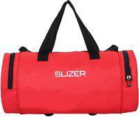 SLIZER Stylish Gym Bag Gym Bag(Red)