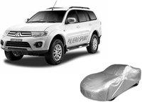 DEPON Car Cover For Mitsubishi Pajero (Without Mirror Pockets)(Silver)
