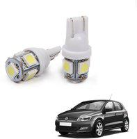 Auto Addict Indicator Light, Parking Light, License Plate Light, Interior Light, Side Marker LED for Volkswagen(Polo, Pack of 2)