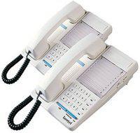 Beetel B-77 white Corded Landline Phone(White)