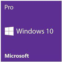 MICROSOFT Windows 10 Professional OEM 64 Bit (DVD)
