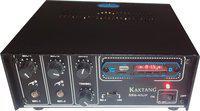 Kaxtang P.A 45 WATT Transistor Full Black Amplifier 5000 W AV Power Amplifier Full Digital Stereo with HIGH Clarity sound DOUBLE Mic TV/ DVD / BT / USB/ SD Card/ FM /AUX 160 W 5000 W AV Power Amplifier(Black)