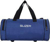 SLIZER Stylish Gym Bag For Men/Women Very Ordinary Price(NAVYBLUE) Gym Bag(Blue)