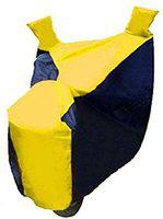 Depon Two Wheeler Cover for Universal For Bike(Blue)
