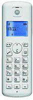 Motorola T201I Cordless Phone Cordless Landline Phone(White)