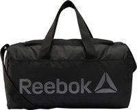 REEBOK 11 inch/27 cm Act Core S Grip Gym Bag(Black)