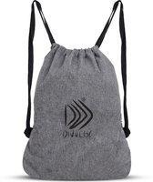 divulge Daypack, Drawstring bags, Gym bag, Sport bags (18 L) 18 L Backpack(Grey)