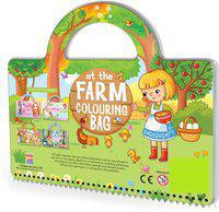 HELLO FRIEND My Handle Farm Coloring Art Set