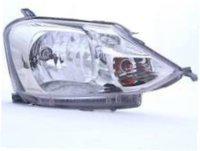LEGENDS Halogen Headlight For Toyota Etios, Etios Liva
