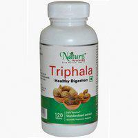 Naturz Ayurveda Triphala 120 Tablets(500 mg)