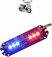 Cadeau Brake Light, Tail Light, Parking Light, Back Up Lamp LED(Universal For Bike)