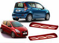 IMMUTABLE Premium Quality Car LED Rear Bumper Drl Brake Light RITZ T11 Car Reflector Light(Red)