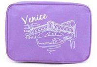 divinezon Travel Toiletry Kits Travel Toiletry Kit(Purple)
