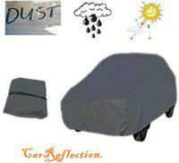 Car Reflection Car Cover For Honda Amaze(Grey)