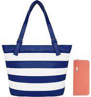 Clementine Women Blue Messenger Bag