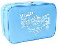 divinezon Toiletry Case Travel Toiletry Kit(Blue)