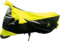 MotRoX Two Wheeler Cover for Honda(Activa 3G, Yellow, White)