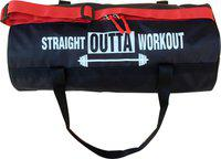 JAISBOY Gym Bag Body Gym Bag(Black)