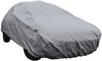 Oscar Car Cover For Chevrolet Beat(Silver, For 2014 Models)