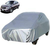 Gromaa Car Cover For Nissan Teana (Without Mirror Pockets)(Silver)