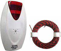 iWin Water Tank Overflow Alarm Sound High Quality + 15 mtr Wire Wired Sensor Security System
