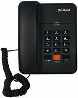 Binatone Spirit 111N Corded Landline Phone(White)