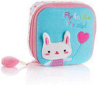 ShopyBucket Napkin Zipper Bag Travel Toiletry Kit(Multicolor)