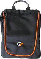 Good Times TOILETRY BAG- ORANGE Travel Toiletry Kit(Grey, Black)