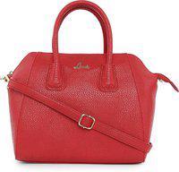 Lavie Women Red Satchel
