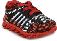 NEOBABY Running Shoes Multicolor Age-Group 1.5 Year to 4.3 Year for Kids Red