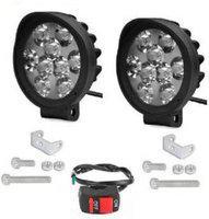 Cadeau Headlight LED(Universal For Bike, Pack of 3)