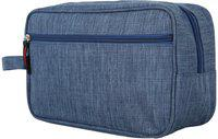 FabSeasons Handy Toiletry/ Travel / Cosmetic/ Makeup Bag / Pouch / Kit Organizer for Men and Women Travel Toiletry Kit(Blue)
