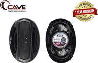 Cave Cave 6/9Inch RJ-6940 Oval Speakers Inbuilt 5 way Dome Tweeters 1000 Watt RJ-6940 Coaxial Car Speaker(1000 W)