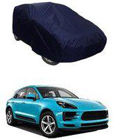 MILLENNIUM Car Cover For Porsche Universal For Car (Without Mirror Pockets)(Blue)