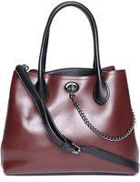 MASS Women Maroon Messenger Bag