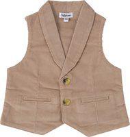 Toffyhouse Solid Baby Boys Waistcoat