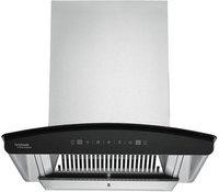 Hindware C100218 Auto Clean Wall Mounted Chimney(Silver 1200 CMH)