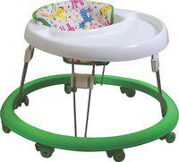 Toyzone Activity Walker With Parent Rod(Green)