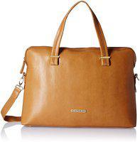 Caprese Women Tan Messenger Bag