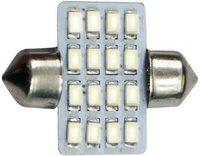 KunjZone 16 smd roof Car Fancy Lights(White)