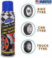 ABRO TC-800-R FOAMING TIRE CLEANER 539 ML _01 539 ml Wheel Tire Cleaner(Pack of 1)