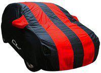 FLOMASTER Car Cover For Mahindra Verito (With Mirror Pockets)(Multicolor)