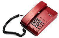 Beetel M-B11 Red Corded Landline Phone(Red)