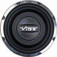 Vibe BlackAir 12S-V6 12-inch Super Slim Component Subwoofer (Black) 12S-V6 Coaxial Car Speaker(750 W)