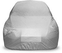 Gromaa Car Cover For Fiat Rhino (Without Mirror Pockets)(Silver)