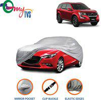 myTvs Car Cover For Mahindra XUV 500 (With Mirror Pockets)(Silver)