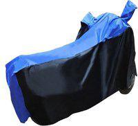 Allure Auto Two Wheeler Cover for Honda(CBR 150R, Multicolor)