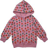 KiddoPanti Full Sleeve Printed Girls Sweatshirt